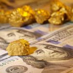 Emas dan Dolar AS - Gold